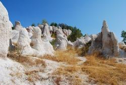Stone Wedding, pyramids rock-natural phenomenon, Bulgaria