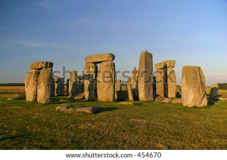 Stonehenge - England