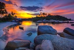 Stones  Beach Bintan