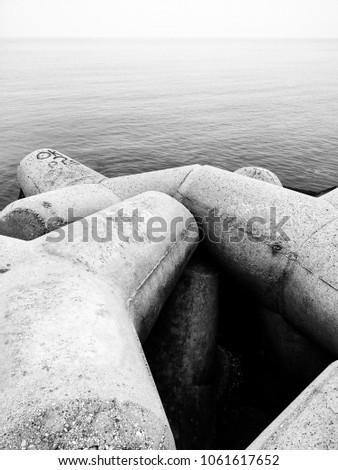 STONES IN SEA #1061617652