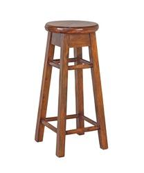 stool isolated on white background