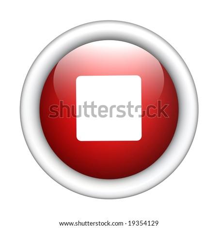 stop button #19354129