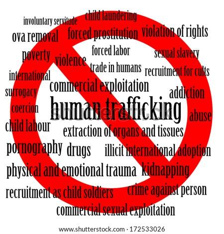 problem solution essay human trafficking