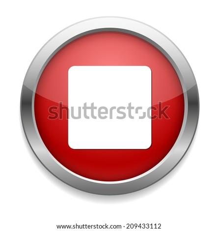 stop icon #209433112