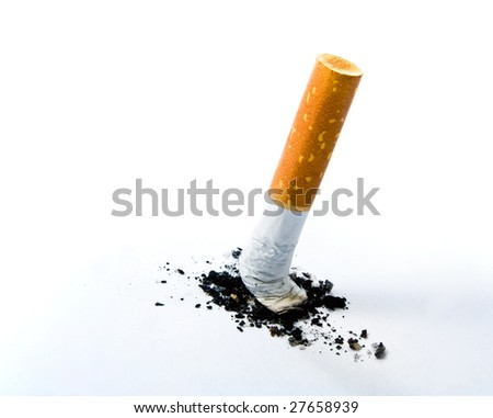 stop smoking concept with copy space
