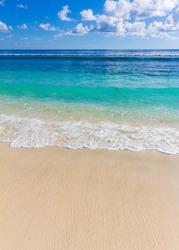 Storm Beach Tide