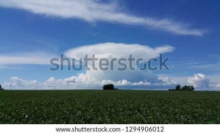 storm Cloud view  #1294906012