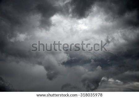 storm clouds #318035978