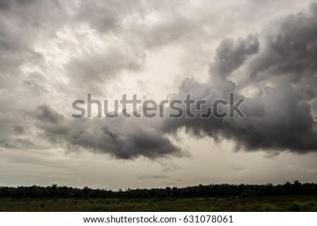 Storm clouds #631078061