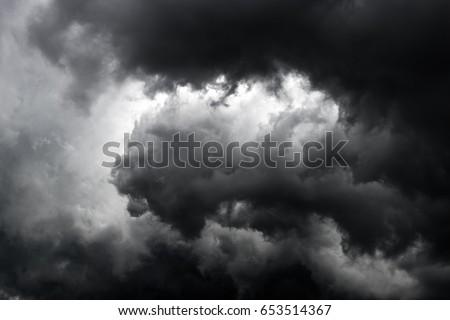 Shutterstock Storm Clouds