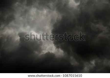 Storm clouds sky background wallpaper #1087015610