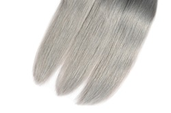 straight ash blonde human hair extensions for hair weave