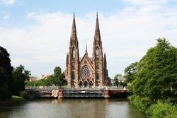 strasburg strasburgo city