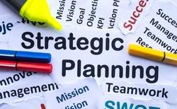 Strategic Planning Banner