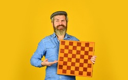 strategy with chess figures. chess battle and victory. board game concept. competition and strategy ideas. business challenge competition. man play chess game. concept of business strategy and tactic.
