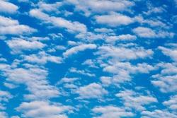 stratus clouds.