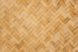straw background, basket weave texture.