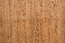 Straw mat texture. Wicker straw cloth. Abstract background, pattern for design.