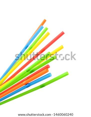 Straw plastic straw drink straw - Image  #1460060240