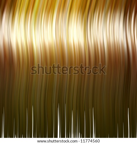 stock photo : Strawberry blonde hair texture. This is a very realistic