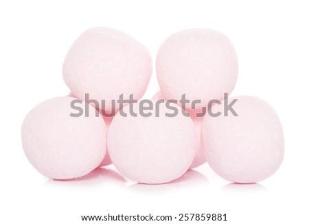 strawberry bon bon sweets cutout
