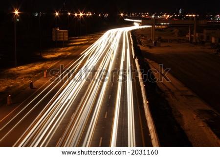Streaming Highway Headlights
