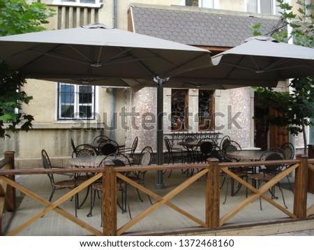street cafe #1372468160