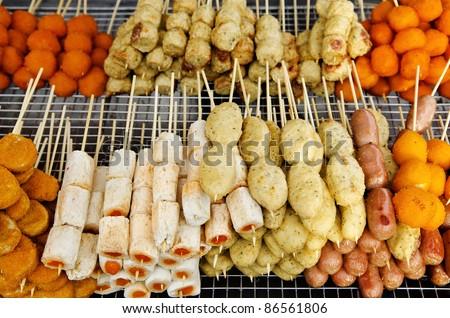 Street Food Snacks Street Food Snacks in Penang