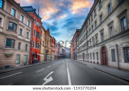 Street of Innsbruck