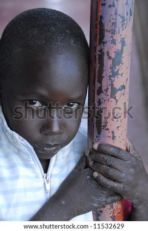 Street orphan