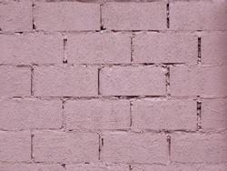 street purple brick wall texture