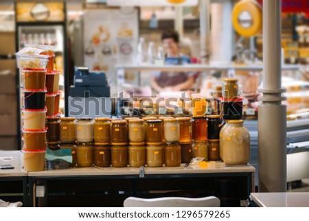 Street sells local honey