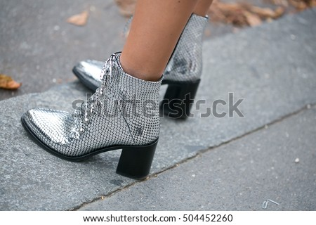 Street style Shoes #504452260