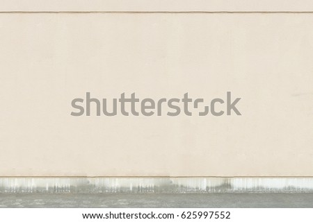 street wall background ,Industrial background, empty grunge urban street with warehouse brick wall #625997552