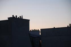 Streetart in Paris, France summertime
