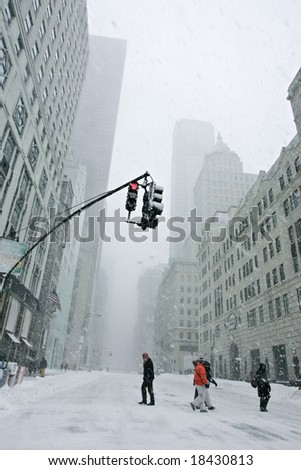 http://image.shutterstock.com/display_pic_with_logo/142054/142054,1223229243,1/stock-photo-streets-of-new-york-city-covered-with-snow-18430813.jpg