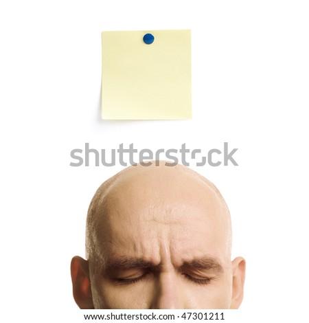stress blank