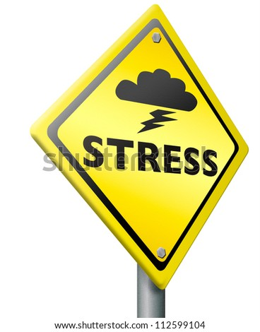 stress warning sign stressful job or life can cause health problems and psychological issues work influences psychology
