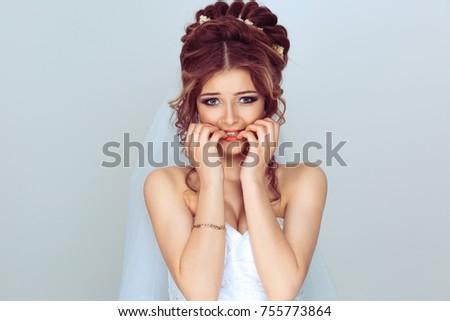 Wedding Bride in Dress Free Photo - ISO Republic