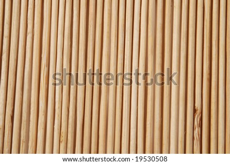 Striped and linear natural wood board background