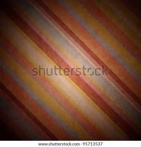 Striped colorful background Style retro pattern