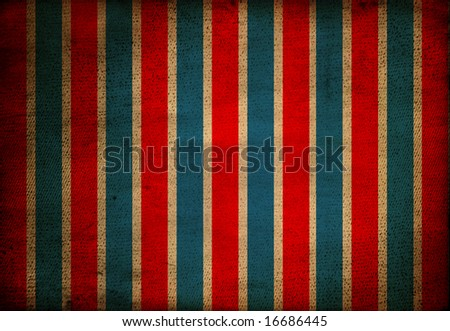 Striped french flag background