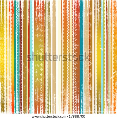 Striped holiday background