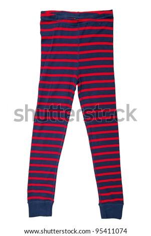 Striped pants ストックフォト ©