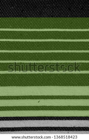 Striped pattern with stylish colors. Green and white stripes. Greenery background for design in a vertical strip #1368518423