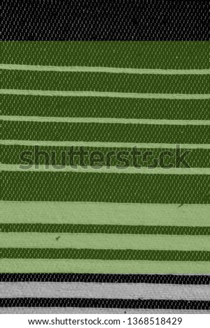 Striped pattern with stylish colors. Green and white stripes. Greenery background for design in a vertical strip #1368518429