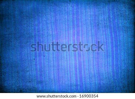 Striped textile background