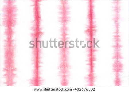 Photo of  striped tie dye pattern abstract background.