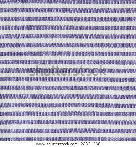 striped weave material