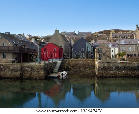 Stromness, Orkney, Scotland